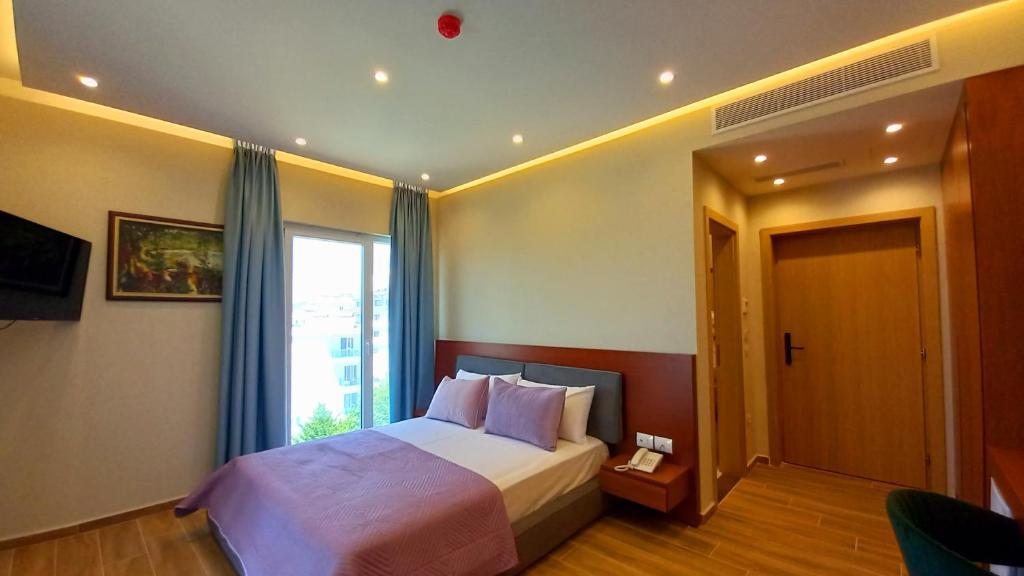 Junior Suite with Terrace hotel 6 milje ksamil