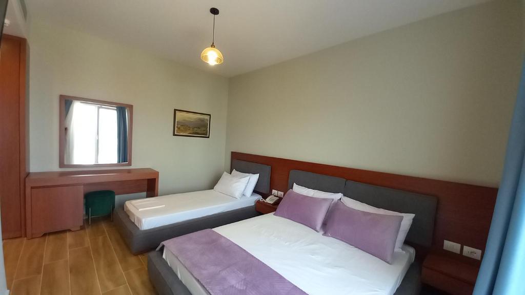 6 Milje hotel Ksamil room
