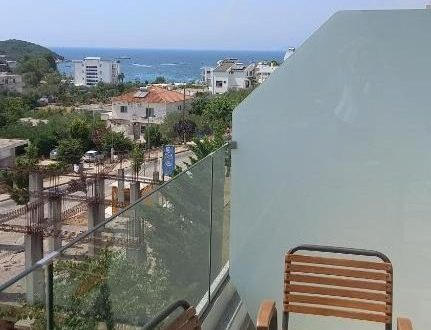 hotel ksamil triple room with sea view